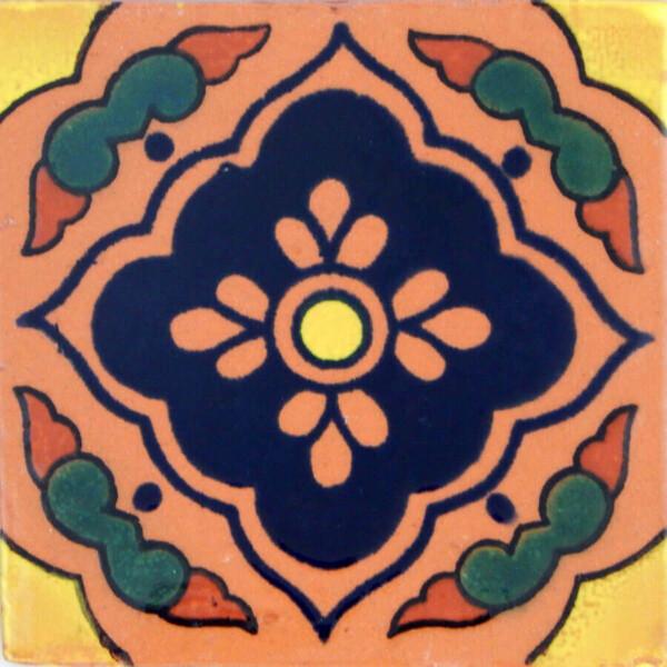 Natural Guadalajara Mexican Ceramic Tiles