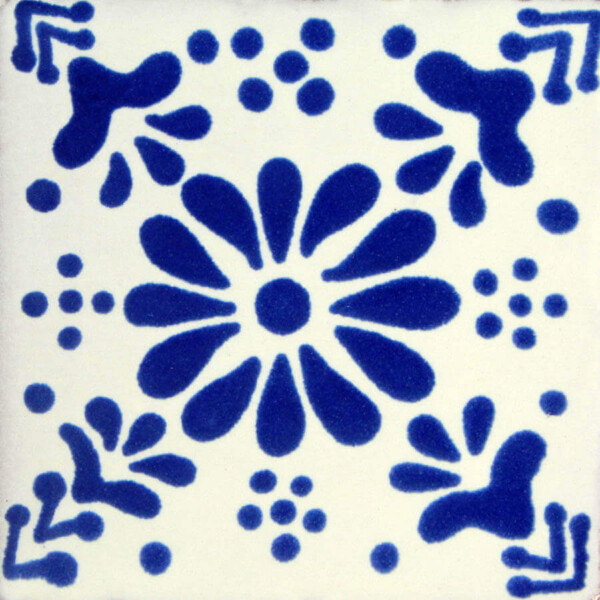 freezer mexican talavera tile are handmade and painted in mexico