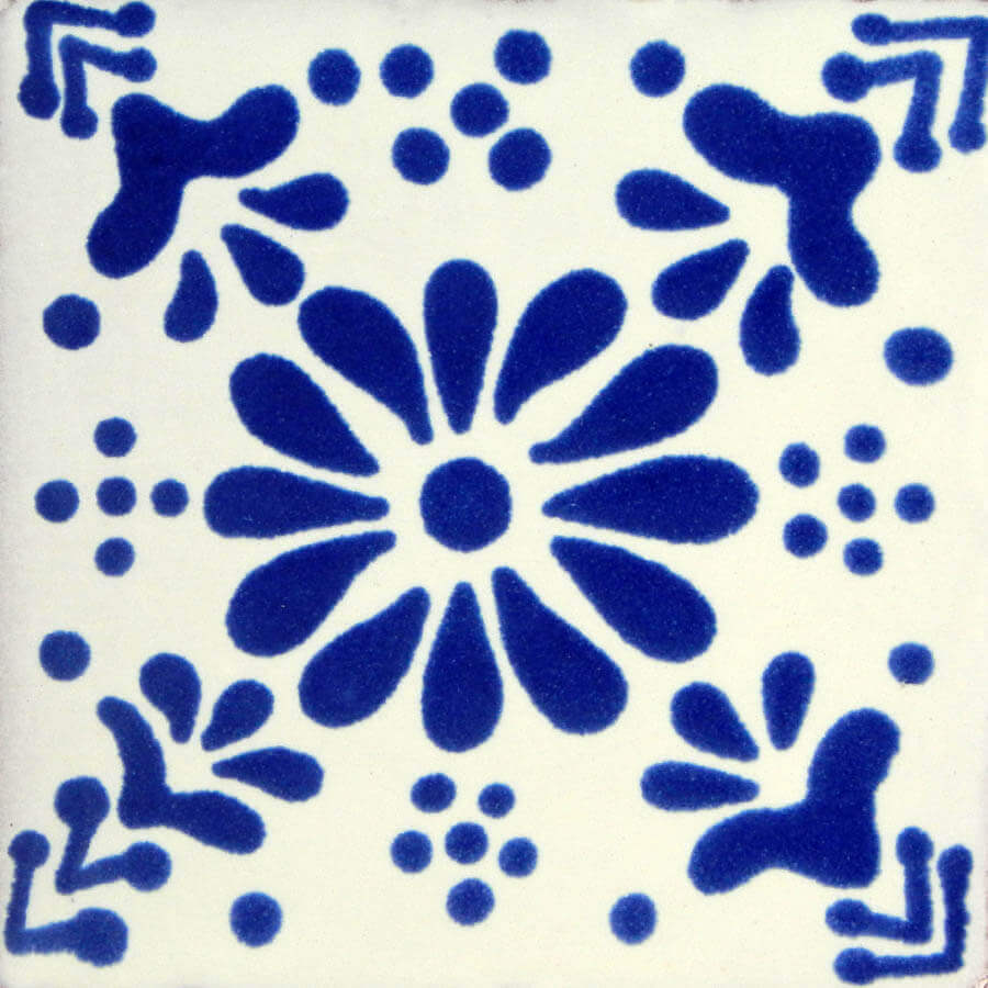 Freezer Mexican Talavera Tile Are Handmade And Painted In