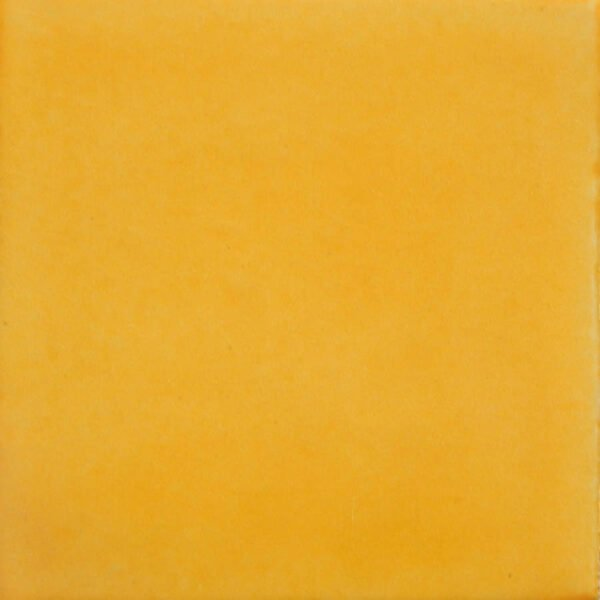 Washed Yellow Mexican Ceramic Tile