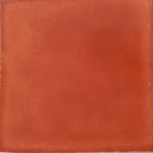 Washed Terracotta Mexican Ceramic Tile
