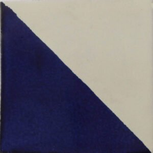 Arlequin Blue Mexican Ceramic Tile