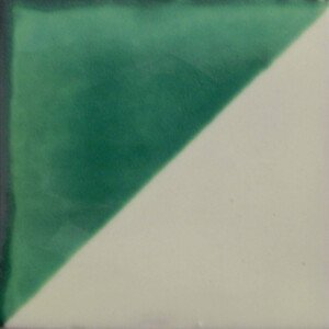 Arlequin Green Mexican Ceramic Tile