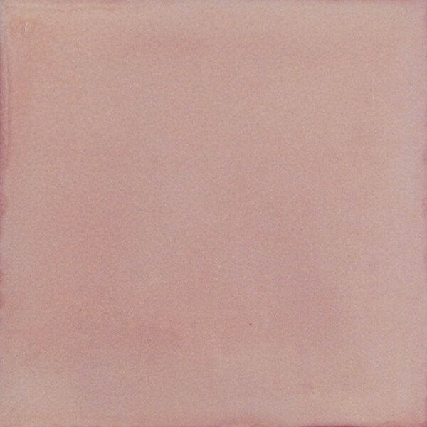 Washed Pink Mexican Ceramic Tile