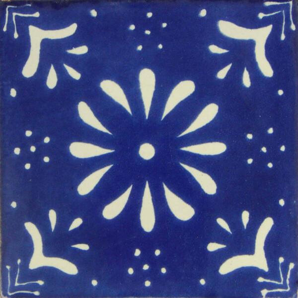 Freezer II Mexican ceramic Tile