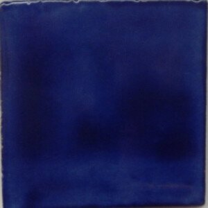 Washed Blue Mexican Ceramic Tile