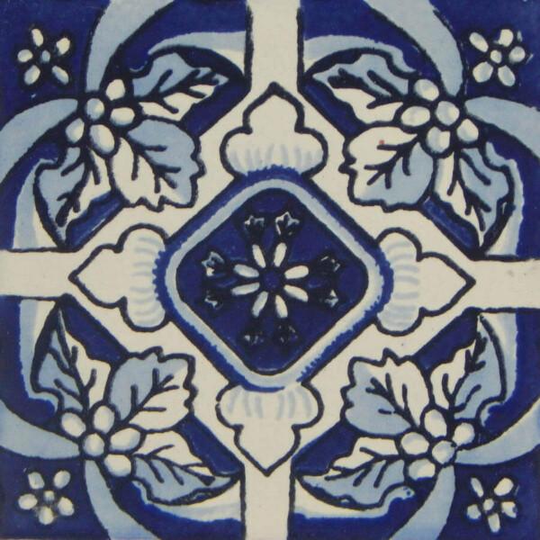 Diente De Leon Mexican Ceramic Tile