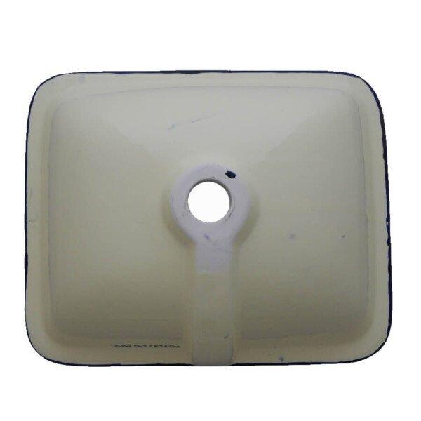 Mexican Sinks Bathroom: San Jose Mexican Bathroom Ceramic Rectangle Talavera Hand