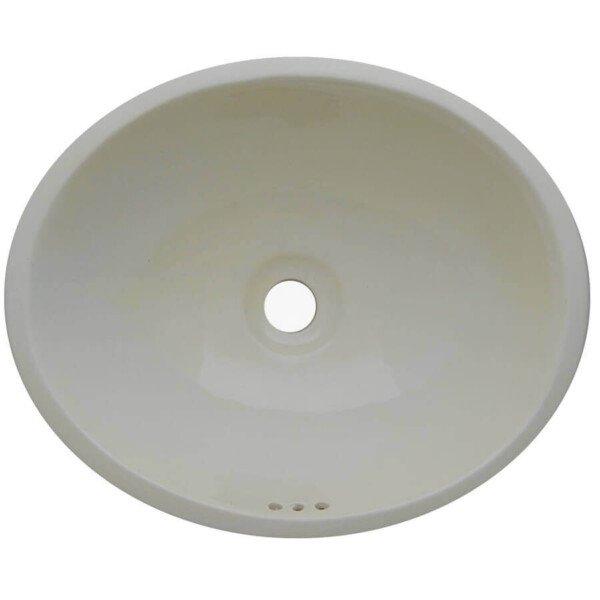 Blanco Mexican Bathroom Ceramic Oval Talavera Sink