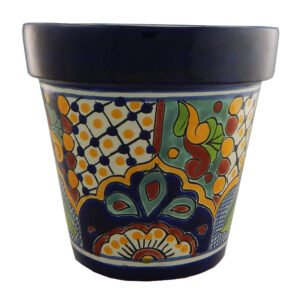 Mexican Ceramic Flower Pot Planter 26