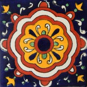 Cupula Mexican Ceramic Tile