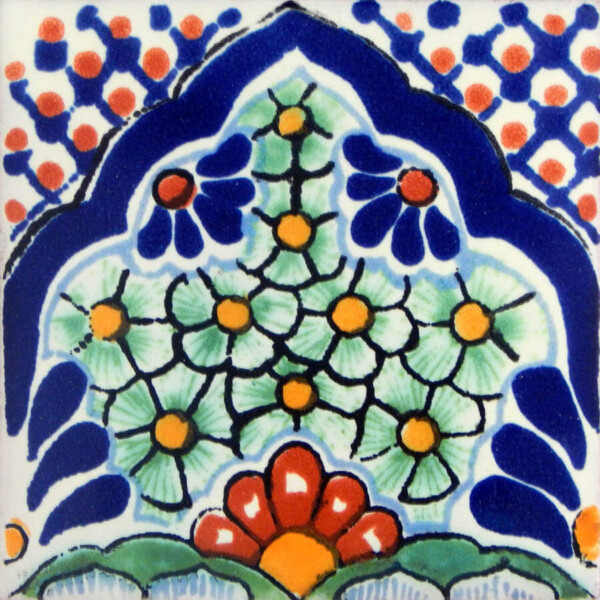 Portugues Mexican Talavera Ceramic Tiles