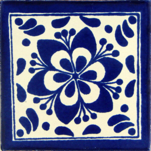 Jardin Mexican Talavera Ceramic Tiles