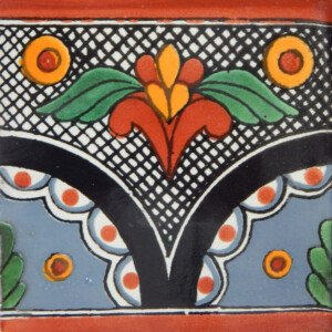 Guia Arcos Mexican Ceramic Tile
