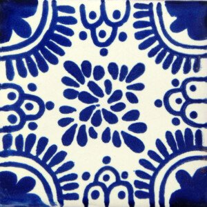 Madrid 2 Mexican Ceramic Tile