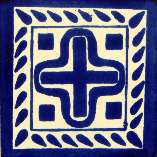 Cruz Azul Mexican Ceramic Tile