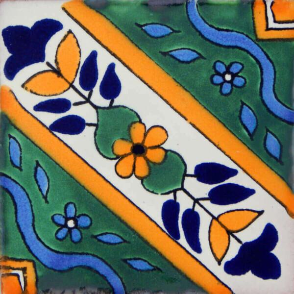 Guia Verde Mexican Ceramic Tile